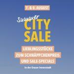 Summer City Sale im tag.werk