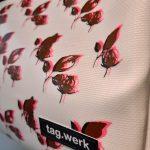 Flower Print Taschenserie